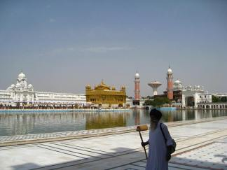 The Golden Temple from Paul